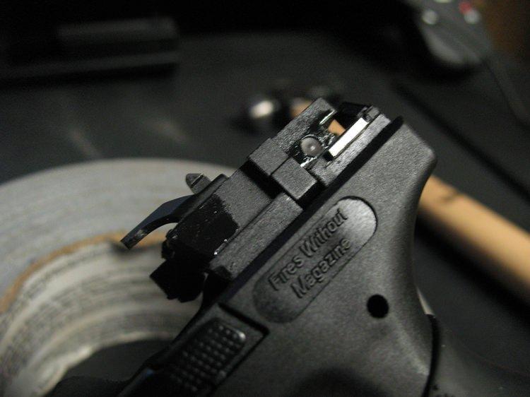 Polise yüksek teknolojili milli silah
