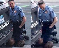 George Floyd'u öldüren polis serbest!