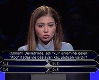 Osmanlı Devleti'nde, adı kul anlamına gelen abd ifadesiyle başlayan kaç padişah vardır?