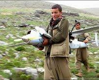 PKKnın bombalı drone üssü Mahmurda