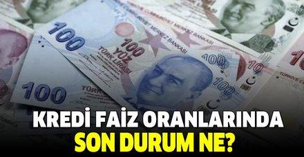 17 Ağustos kredi faiz oranlarında son durum ne? Ziraat, Halkbank, Vakıfbank konut ve taşıt faiz oranları
