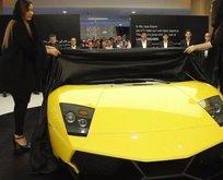 İranlı Lamborghini