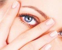 Yeşilbiberle gözler keskin