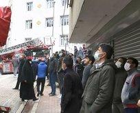 İstanbul Esenyurt'ta yangın paniği!