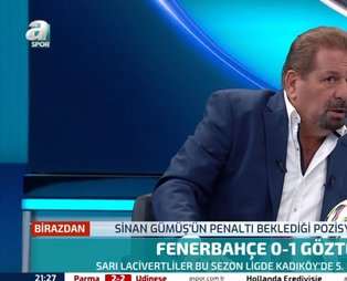 Erman Toroğlu'ndan Fenerbahçe - Göztepe maçı sonrası bomba yorum: Fener'i hakem bile iteledi ama kullanamadılar