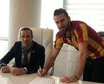 Yiğithan Güveli 2.5 yıl Yeni Malatyaspor'da