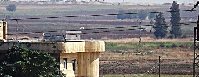 Teröristlerin operasyon korkusu... Türkiye'nin operasyon hazırlığı sonrası teröristler tünel ve hendek kazıyor
