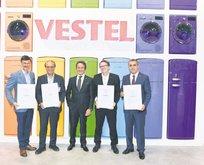 Vestel ürünlerine güven belgesi