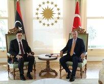 Başkan Erdoğan'dan İstanbul'da kritik kabul