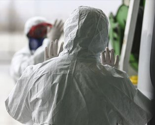 KKTC'de son 24 saatte yeni koronavirüs vakası görülmedi