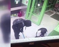 Hırsızlar ATM'yi bombayla havaya uçurdu