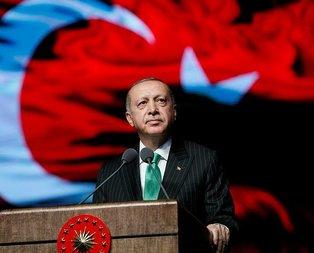 Başkan Erdoğandan Kerbela mesajı