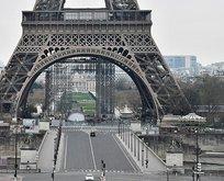 Fransa'da sokak yasağı!