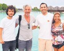 Maldivler'de Türk gururu