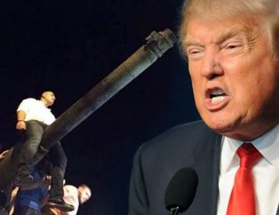 ABD Başkanı Trump tehdit etti Türkiye ayağa kalktı