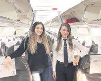 8 Mart'a özel uçuş