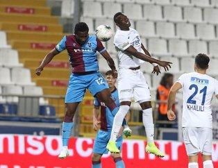 Kasımpaşa ile Trabzonspor yenişemedi! Kasımpaşa 1-1 Trabzonspor Maç sonucu