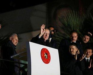 Başkan Erdoğan'dan İzmir Kiraz'da önemli açıklamalar