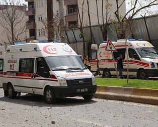 Diyarbakır'da korkunç olay! Ölü ve yaralılar var