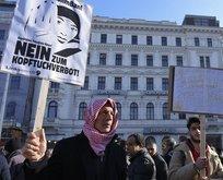 Avusturya'da başörtüsü yasağı mahkemeye taşındı!