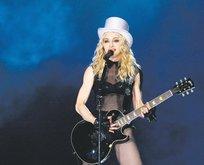 Türk imzalı Madonna!