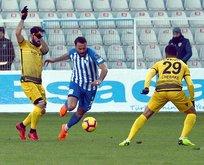 Yeni Malatyaspor'dan kritik galibiyet