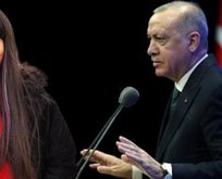 Erdoğan isyan etmişti! Berfin'den ilk yorum geldi