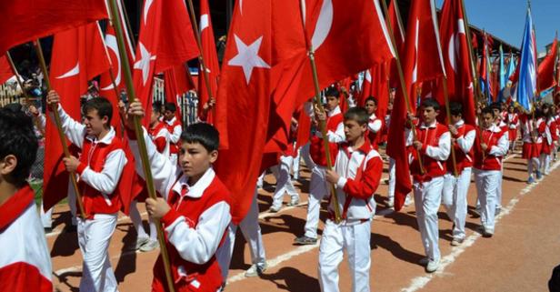 En güzel 23 mesajları ve Atatürk'ün sözleri