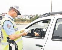 Trafik cezasına faiz sınırı