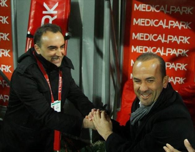 Medical Park Antalyaspor-Beşiktaş