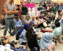 Migros: Mağdur işçiler çalışanımız değil