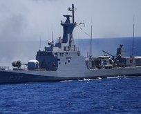 Mavi Vatan için Açık Deniz Karakol Gemileri OPV-1900