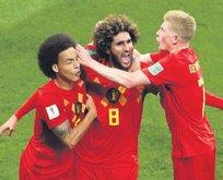 Belçika'dan müthiş dönüş