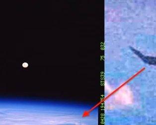 NASA 1991 yılında çekmişti, gerçek 29 yıl sonra ortaya çıktı!