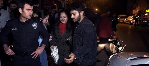 Bursa'da feci kaza! Erkek arkadaşını kanlar içinde gören genç kız sinir krizi geçirdi
