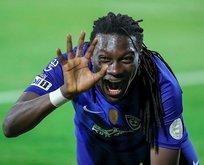 Galatasaray'dan FIFA'ya Gomis başvurusu