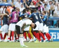 Arjantin veda etti