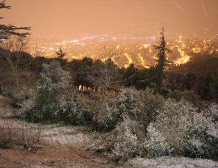 İstanbul'da kar yağışı başladı! İstanbul'da kar yağışı sürecek mi?