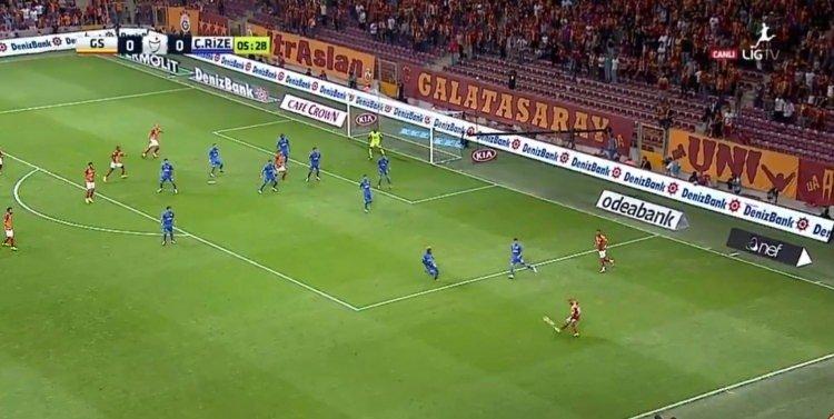 Eren'in müthiş golünde De Jong'un ağzı açık kaldı