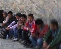 Kırklareli'de 24 düzensiz göçmen yakalandı