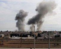 YPG/PKK'nın sözde askeri meclis merkezinde patlama