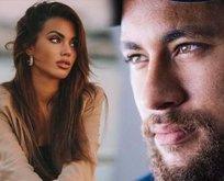 Neymar gönlünü İspanyol modele fena kaptırdı! Ortaya çıkan gerçekle şoke oldu...