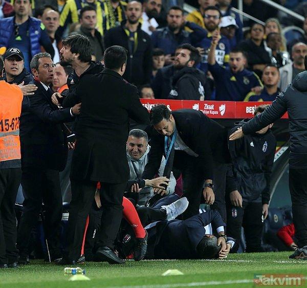 Fenerbahçe -  Beşiktaş derbisinin iddianamesi tamamlandı