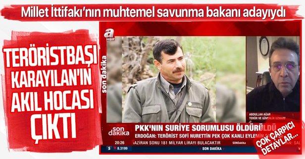 Murat Karayılan'ın akıl hocasıydı