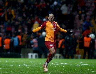 Feghouli'den Galatasaray kararı! Sezon sonu ayrılıyor mu?