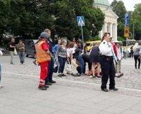 Finlandiya'da saldırı! Ölü ve yaralılar var