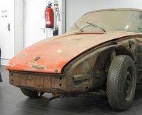 Unutulmaz kasa Porsche 911'i öyle bir hale getirdi ki...