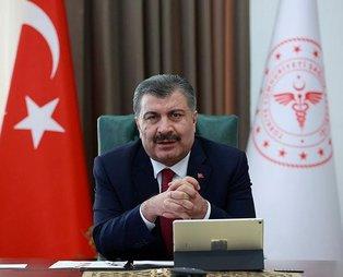 Son dakika: Sağlık Bakanı Fahrettin Koca 9 Haziran koronavirüs vaka sayılarını açıkladı