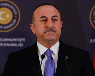 Çavuşoğlu: YPG ve onu destekleyen kim varsa müdahale ederiz
