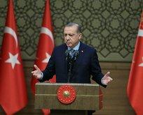 Erdoğandan FOXun soytarısına sert tepki